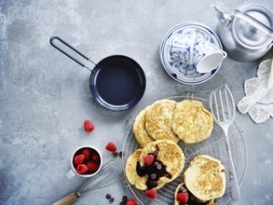 GreenPan poêle pancakes