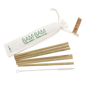 Paille en bambou Cookut