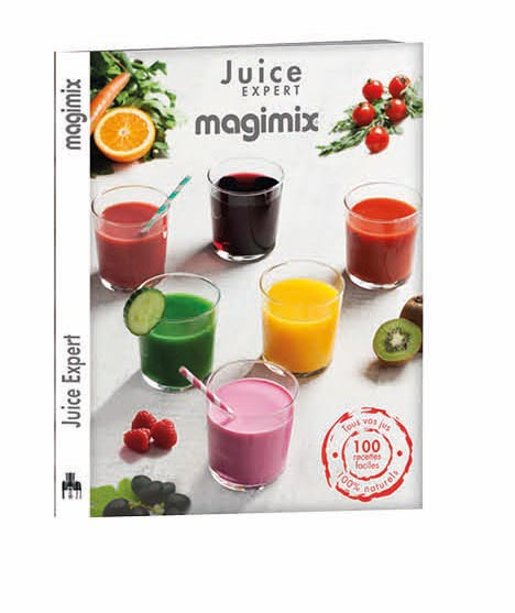 MAGIMIX LIVRE Juice Expert